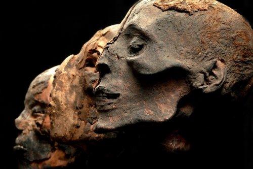 Выставка мумий в Филадельфии (2011)