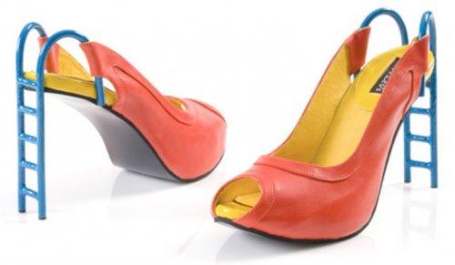 Смотреть Туфли На Шпильке