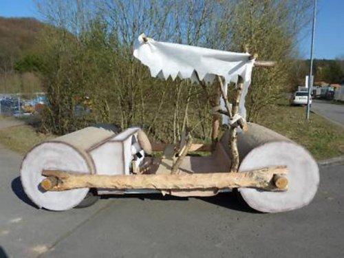 Автомобиль Флинстоуна
