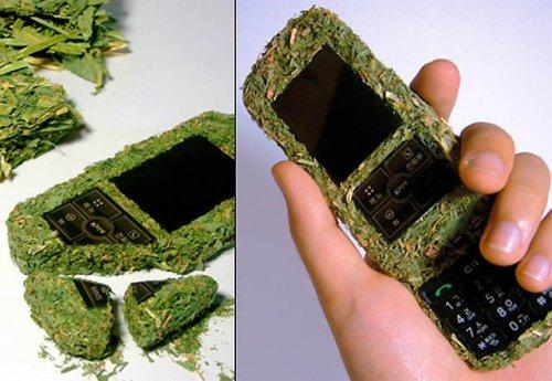 Странные концепты мобильных телефонов