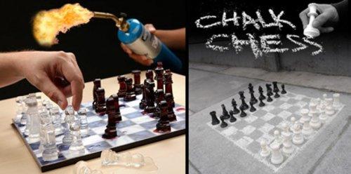 Креативные шахматы