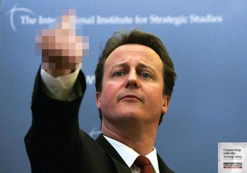 Цензура может дезинформировать