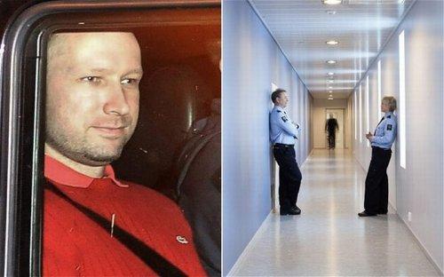 Тюрьма класса люкс в Норвегии