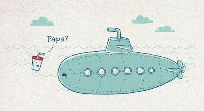 подводная лодка луркмор