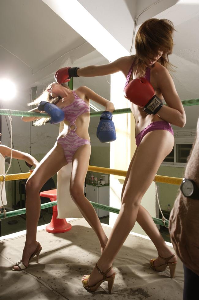 bikini-boxing-knocked-out-knockout-dick-durbin-rating