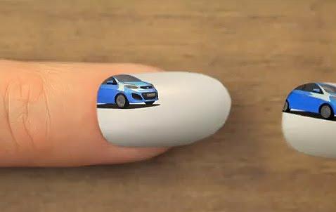 Креативная реклама от Kia Motors