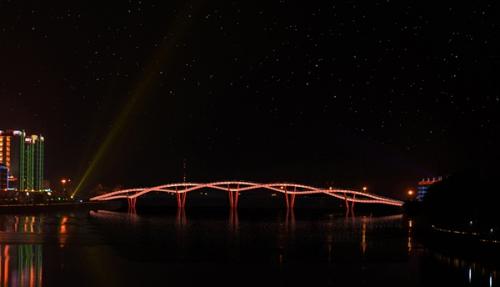 ДНК-мост в Китае