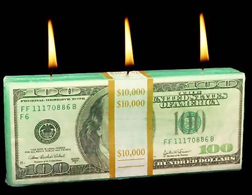 Креативные свечи