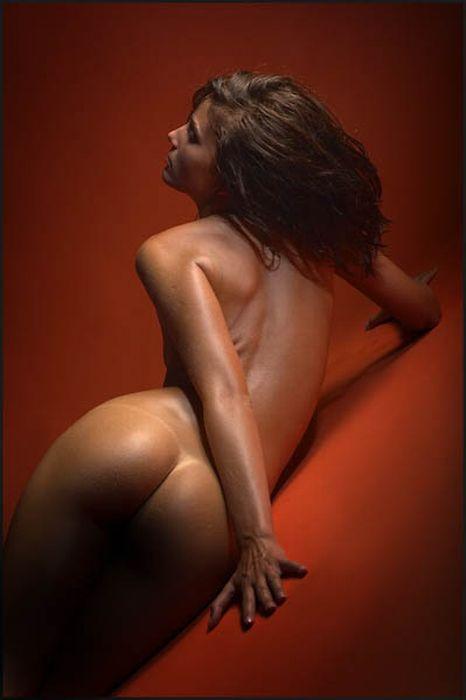 фото дебушек с сексуальным загаром