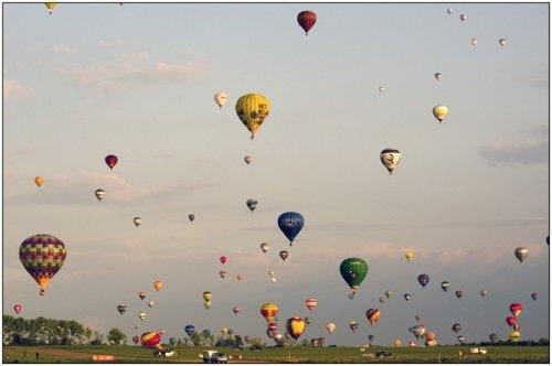 Ежегодный фестиваль воздушных шаров