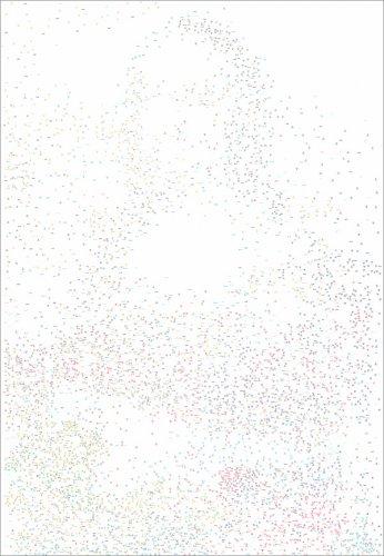 Портрет Моны Лизы из точек (фото + видео)
