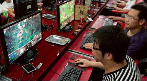 Китайцы продали детей ради интернета