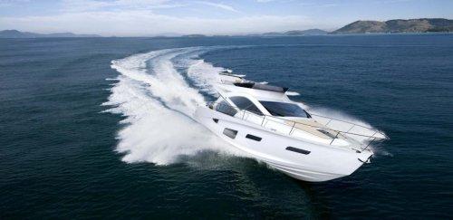 Моторная яхта Intermarine 55