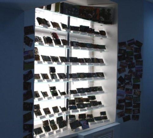 Музей видеокарт в Харькове