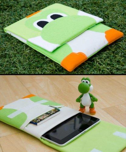 Креативные чехлы для iPad