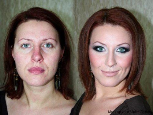 Магия макияжа от Вадима Андреева