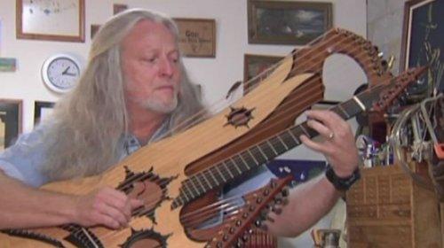 27-струнная гитара