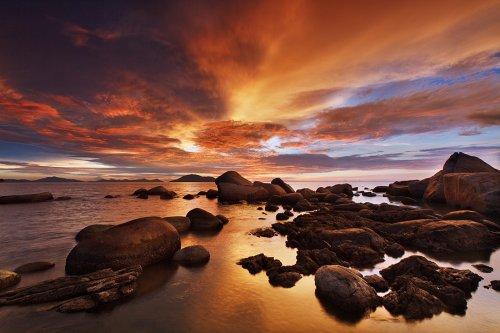 Красивые пейзажи от Бобби Бонга
