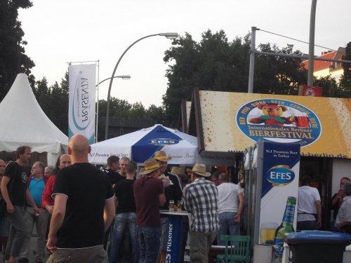 15й Интернациональный Берлинский Пивоварный Фестиваль