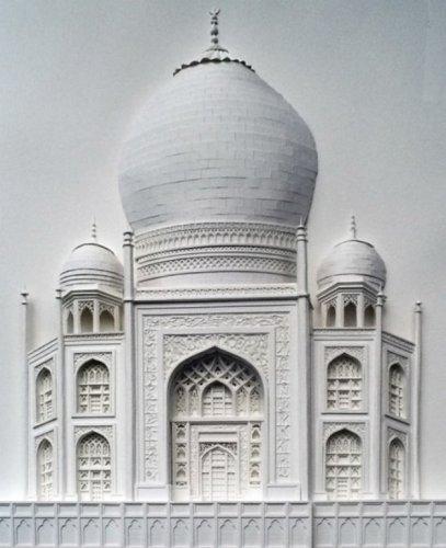Бумажные макеты известных зданий