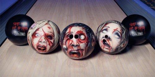 Креативные шары для боулинга