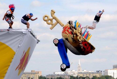 Необычный фестиваль Red Bull 2011