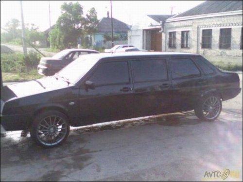 Русский сельский лимузин