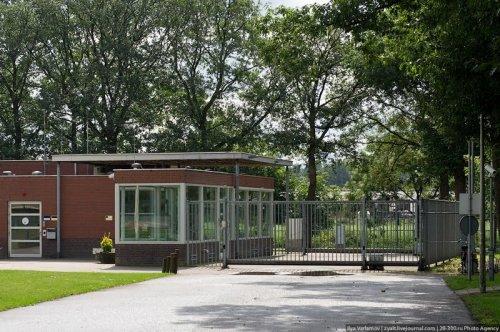 Шикарная голландская тюрьма