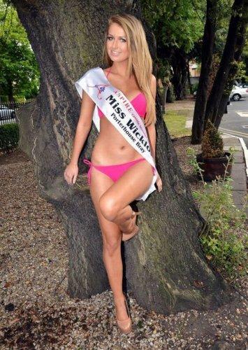Конкурс на сексуальную мисс Ирландии