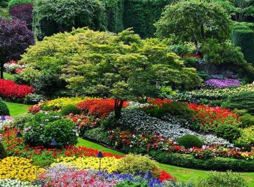 10 самых красивых парков мира