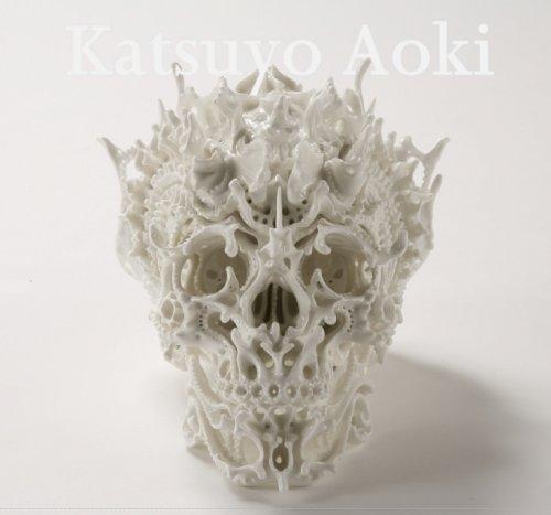 Фарфоровые черепа Катсио Аоки