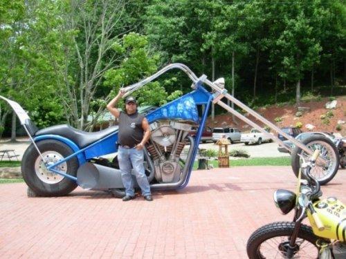 Креативные мотоциклы