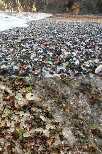 Необычные пляжи мира