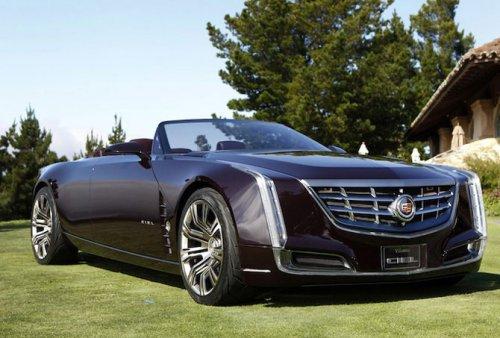 Cadillac Ciel четырехместный кабриолет