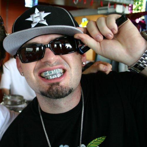 Гангстерские украшения для зубов