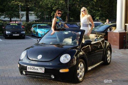АвтоЛедиШоу в Москве