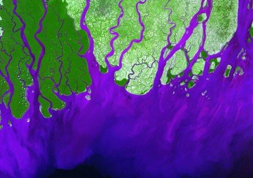 Фотографии Земли из космоса