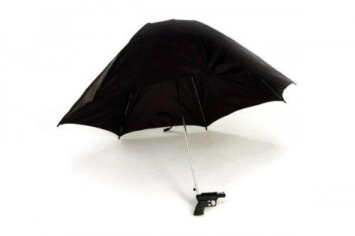 Прикольный дизайн зонтиков