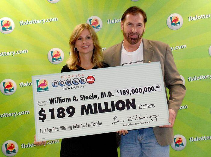 Счастливые победители лотерей