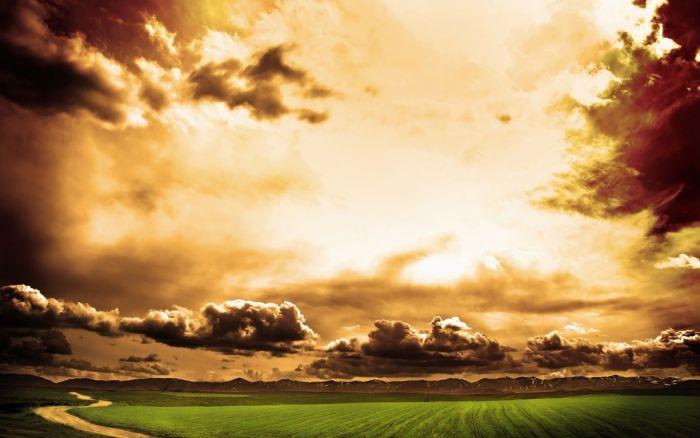 красивое небо обои на рабочий стол № 1702599 без смс