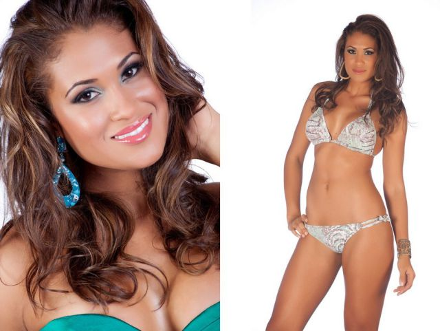 Sexual participants of the contest Miss Universe 2011 .