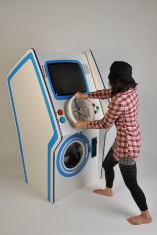 Гибрид приставки и стиральной машины