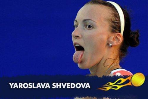 Красивые теннисистки с турнира US Open 2011