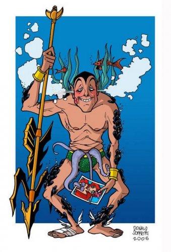 Супергерои на пенсии (22 шт)