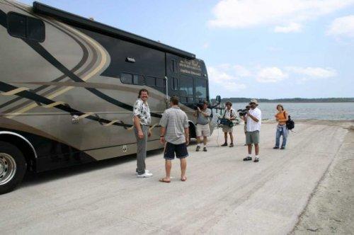 Автобус-яхта