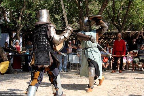 Jerusalem Knights - рыцарский турнир