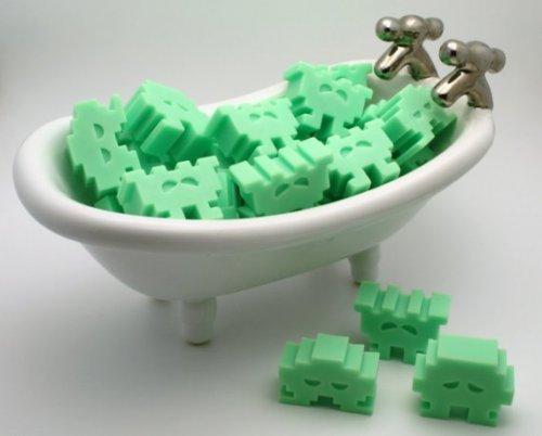 Креативный дизайн мыла