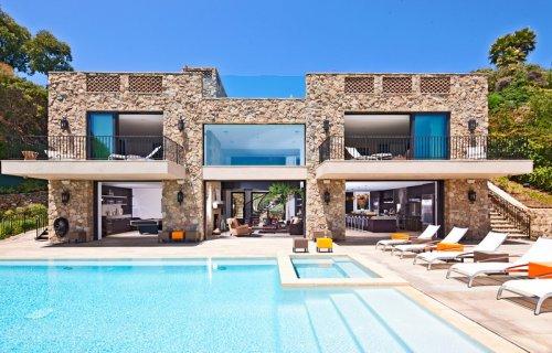 Дом за 26 миллионов долларов в Малибу
