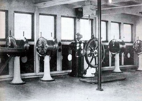 Фото экскурсия по Титанику