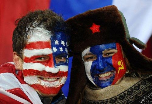 Матч по регби между Россией и США